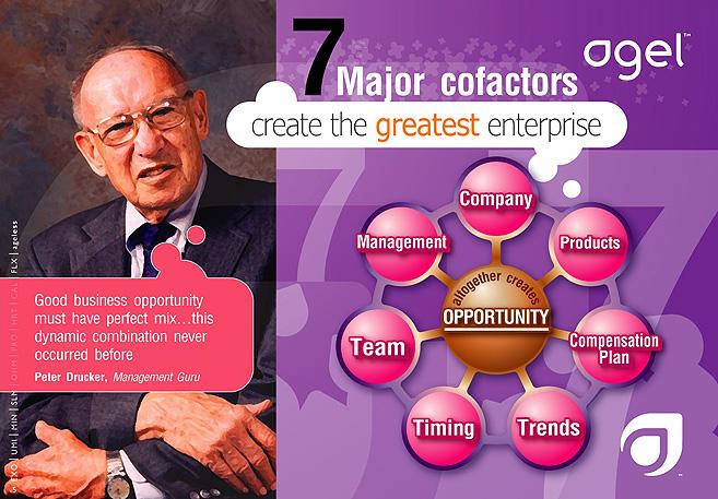 7 major cotactors